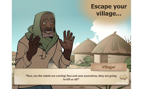 And then I was a refugee... - screenshot thumbnail