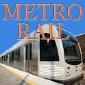 LA Metro Rail icon