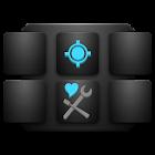 GPS Swipe Settings icon
