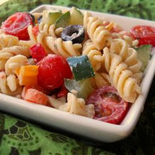 Peppercorn Ranch Pasta