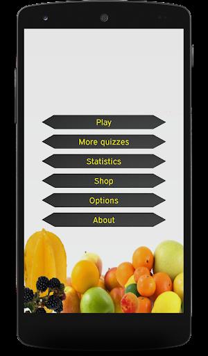 Ultimate Fruit Quiz