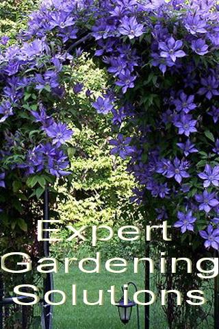 Expert Gardening Solutions- screenshot