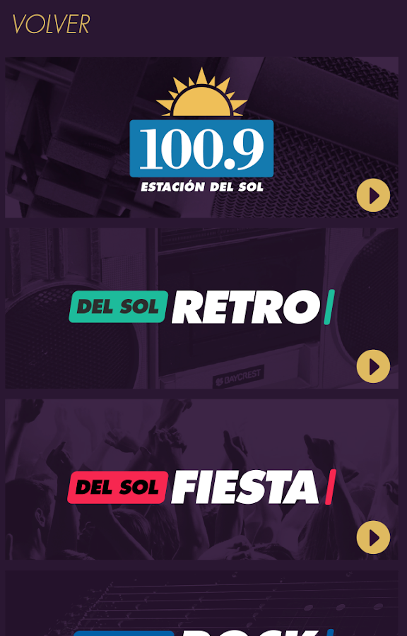 Estación del Sol- screenshot