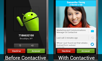 Screenshot of Contactive - Free Caller ID