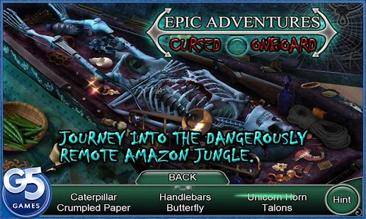 Epic Adventures:Cursed Onboard - screenshot thumbnail