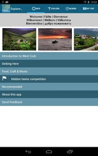 Explore West Cork - screenshot thumbnail
