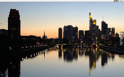 Frankfurt City Live Wallpaper - screenshot thumbnail