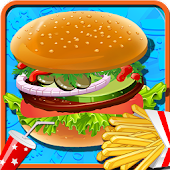 Burger Maker | Cooking game