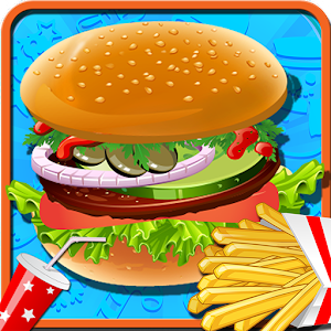 Burger Maker   Cooking game for PC and MAC