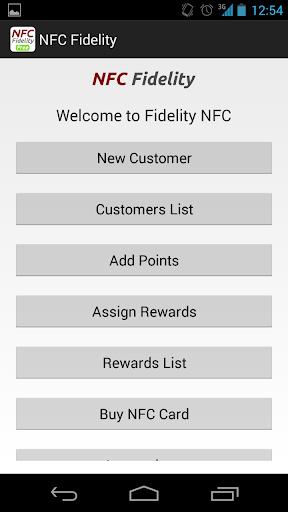 NFC Fidelity Free