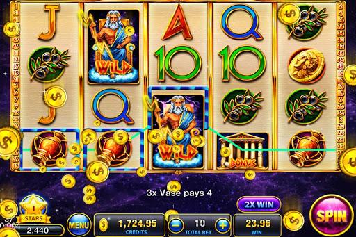 Slots Zeus Way