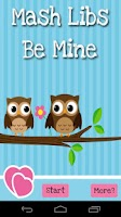 Screenshot of Mash - Be Mine Valentine