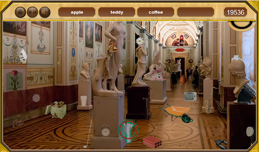 Museum Adventure Hidden Object