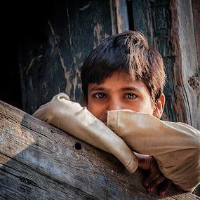 Expression by Zeeshan Khan - Babies & Children Children Candids (  )