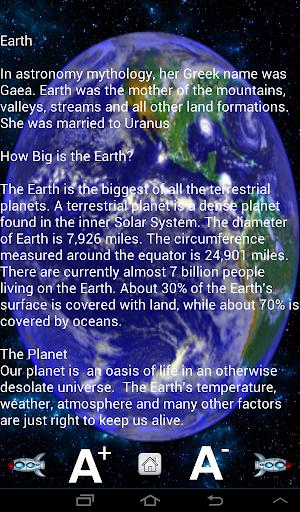 【免費教育App】Learn Solar System-APP點子