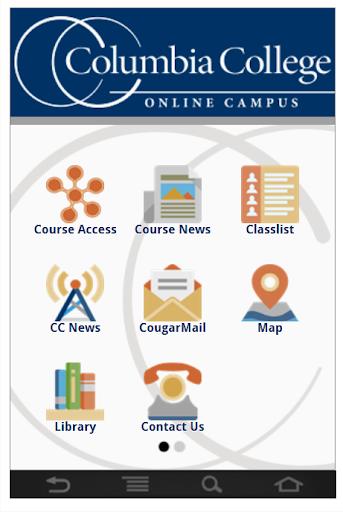 Columbia College Online Campus