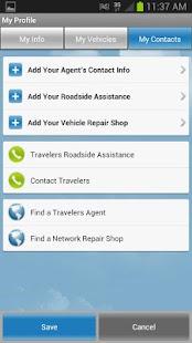 Travelers Auto Accident Help - screenshot thumbnail