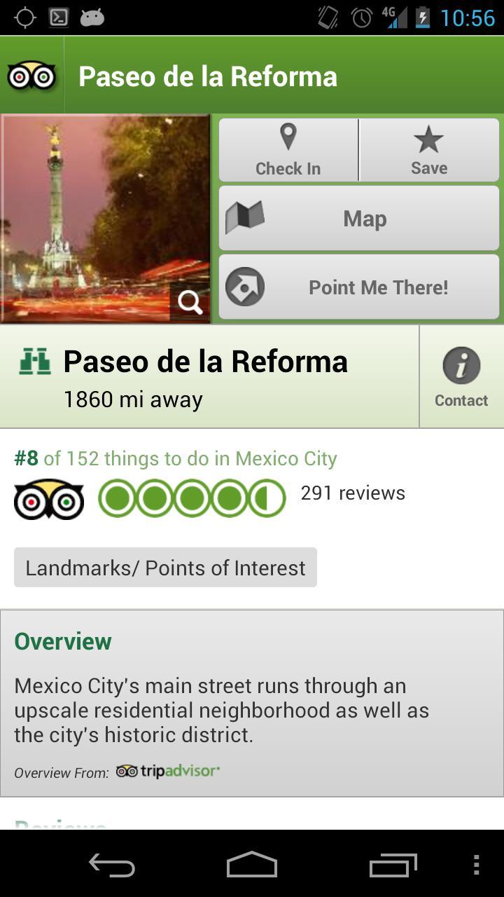 Mexico City Guide screenshot #3