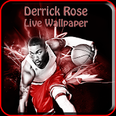 Derrick Rose Live Wallpaper