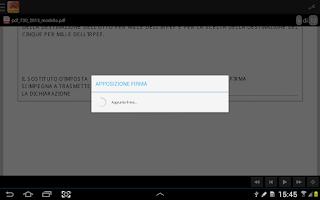 Screenshot of App GraphoSign