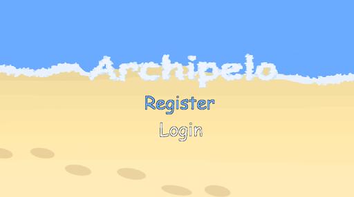 Archipelo Very early WIP