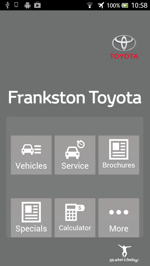 Frankston Toyota - screenshot