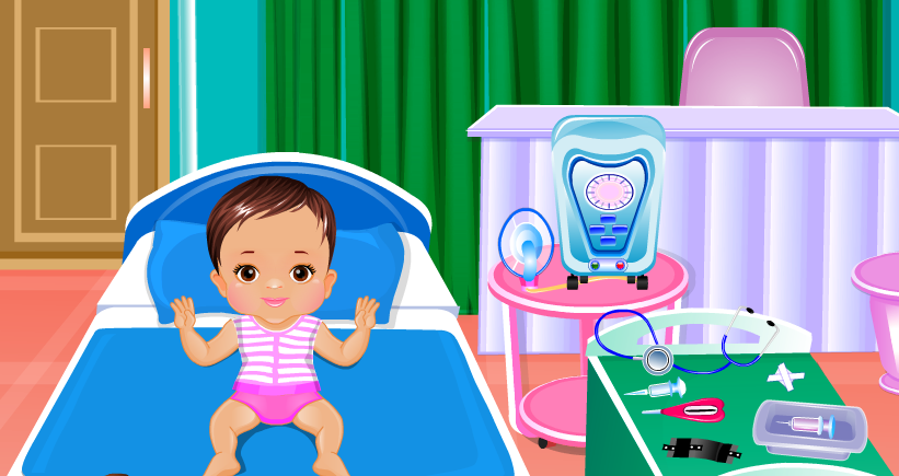 Tornie Baby Doctor- screenshot