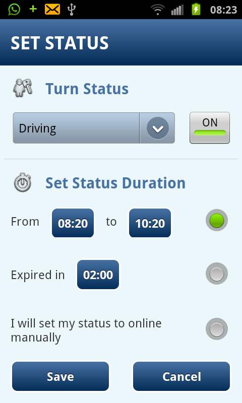 Auto Responder - AutoResponder - screenshot
