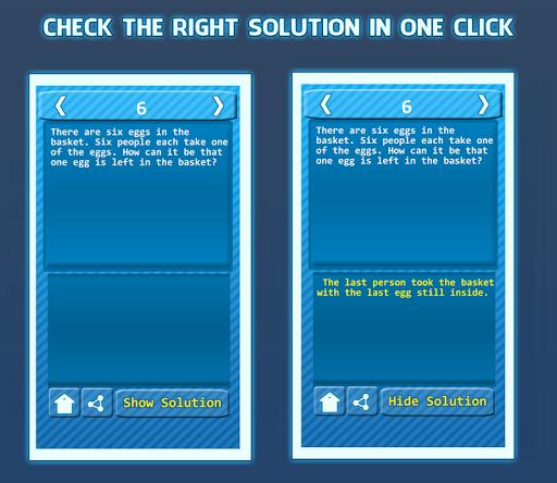 【免費娛樂App】Lateral Puzzles - Brain teaser-APP點子
