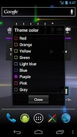 Audio Fx Widget Screenshot 6
