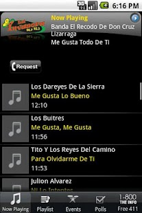 La Invasora 96.7 RadioVoodoo - screenshot thumbnail