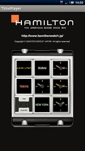 Hamilton Watch Time Player - screenshot thumbnail