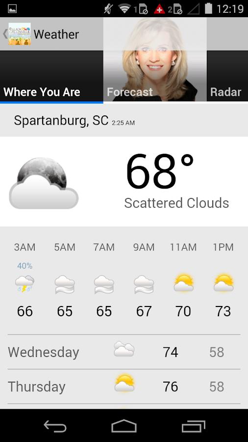 Fall For Greenville - screenshot