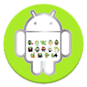 MWC Android Pin Hunter logo