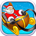 Santa Rush - Xmas Sleigh Game icon
