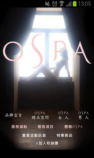OSPA曼詩國際