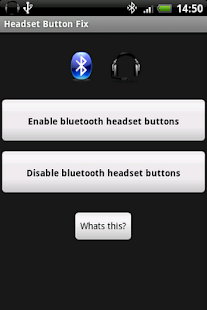 Headset Button Fix - screenshot thumbnail