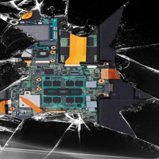 手機玻璃損壞 娛樂 LOGO-阿達玩APP