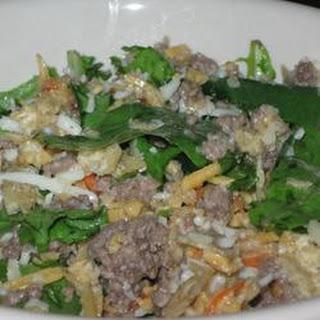 Italian Taco Salad