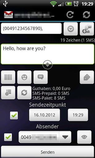 SMSoIP DirectBOX Plugin