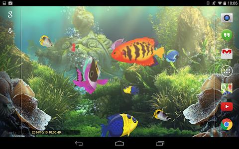 Exotic Aquarium 3D LWP Pro v1.0.2