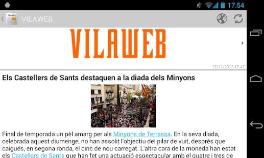 Premsa catalana - screenshot thumbnail