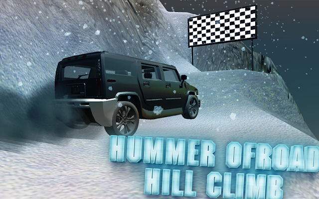 Extreme 4x4 Hummer Hill Climb - screenshot