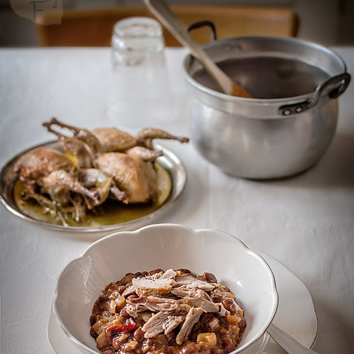 Kidney Beans with Quail Recipe