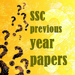 SSC previous year papers