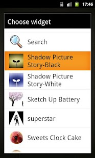 Shadow picture story- screenshot thumbnail