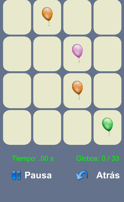Balloon Tiles- screenshot
