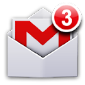Gmail Unread Count 2.0 logo