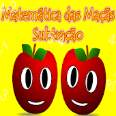 Mathematics Apples-Subtraction
