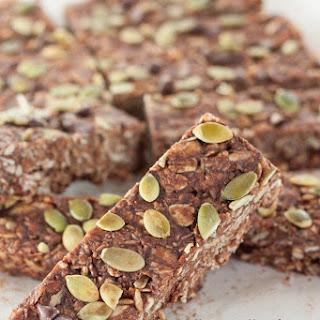 No-Bake Nut-Free Granola Bars.